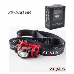 Headlamp Zexus ZX-250BK