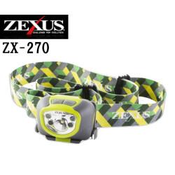 Headlamp Zexus ZX-270LG