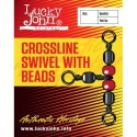 LJ5027-014 Swivel LJ Crossline Swivel