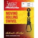 LJ5054-00M Swivel LJ LH Moving Rolling Swivel