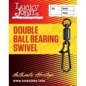 LJ5012-005 Pöörlaga karabiin kuullaagriga LJ Double Ball Bearing Swivel