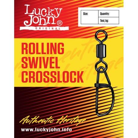 Swivel LJ Rolling Swivel Crosslock