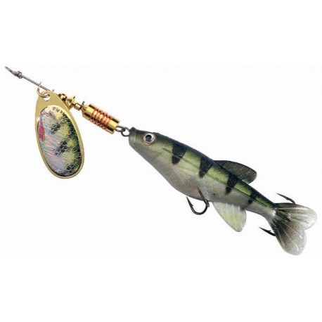 Spinner Balzer Colonel Z Minnow